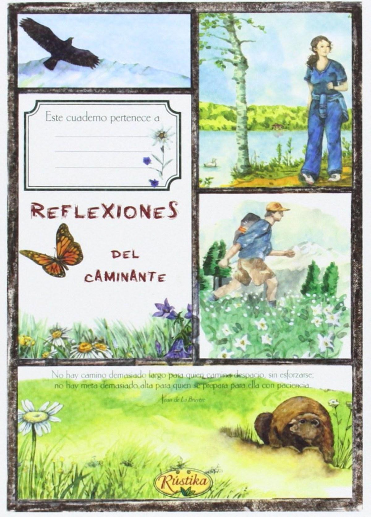 Reflexiones del caminante 9788490870167