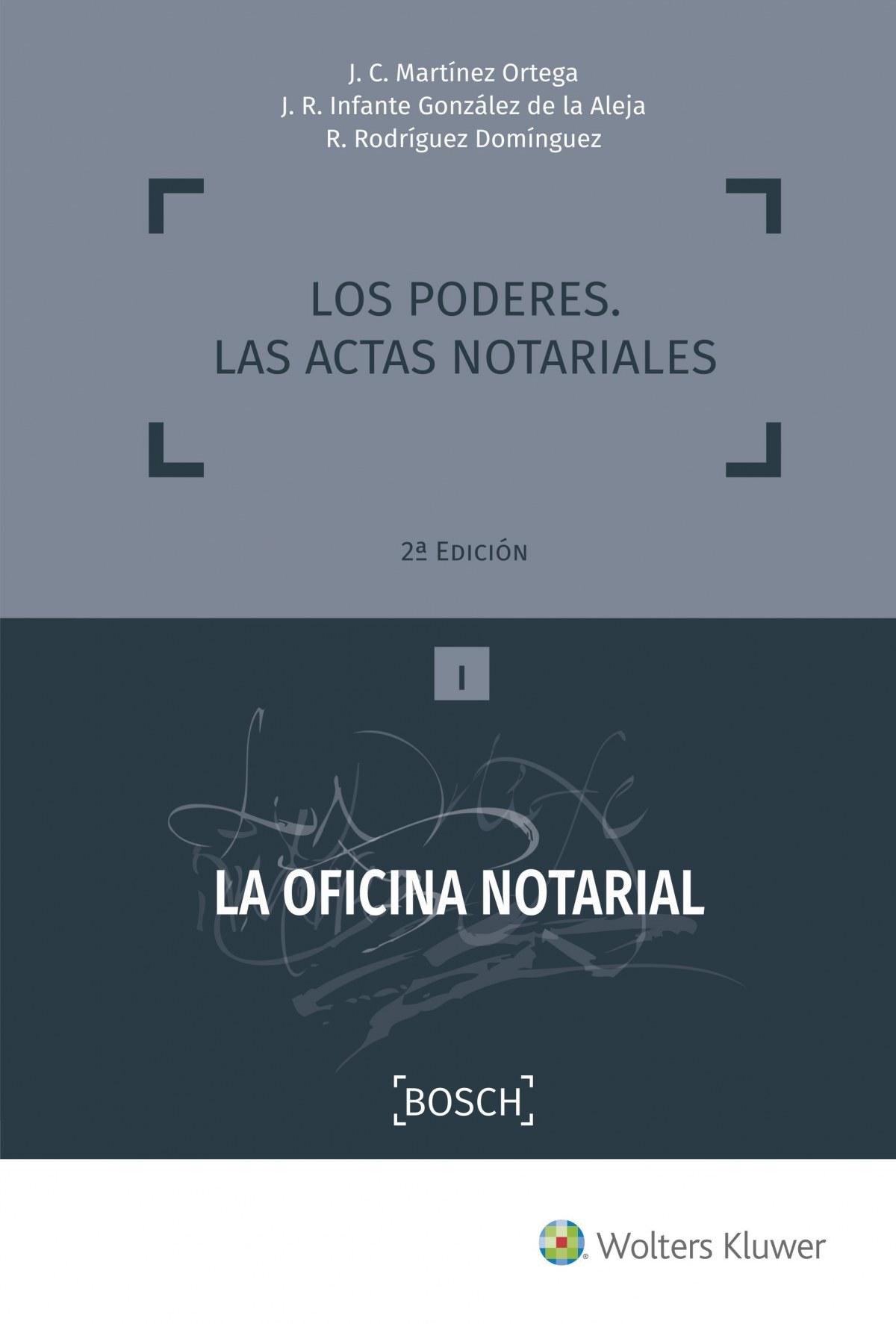 LOS PODERES. LAS ACTAS NOTARIALES