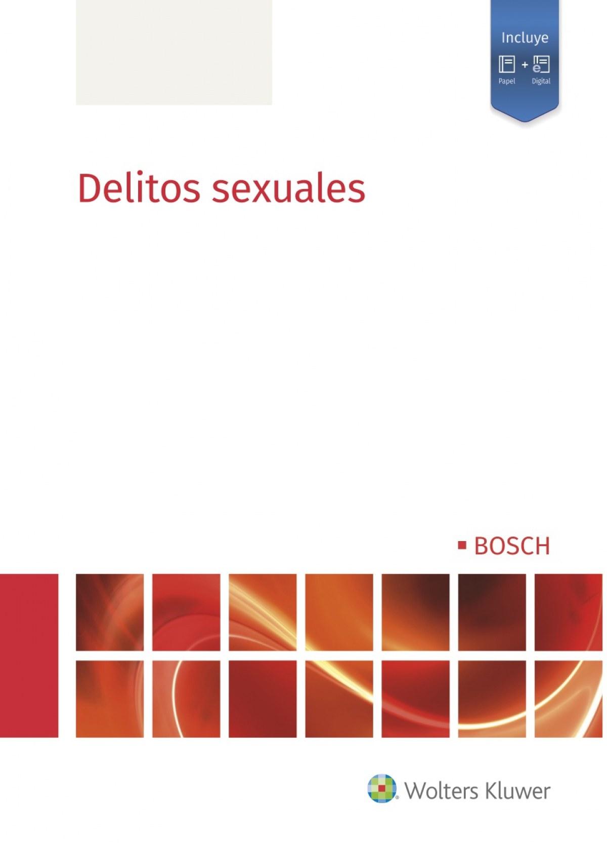 Delitos sexuales