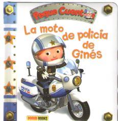 LA MOTO DE POLICIA DE GINÉS
