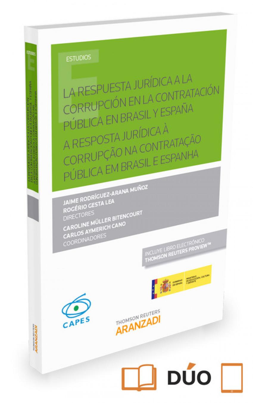 La respuesta jurídica a la corrupción en la contratación pública en Brasil y España
