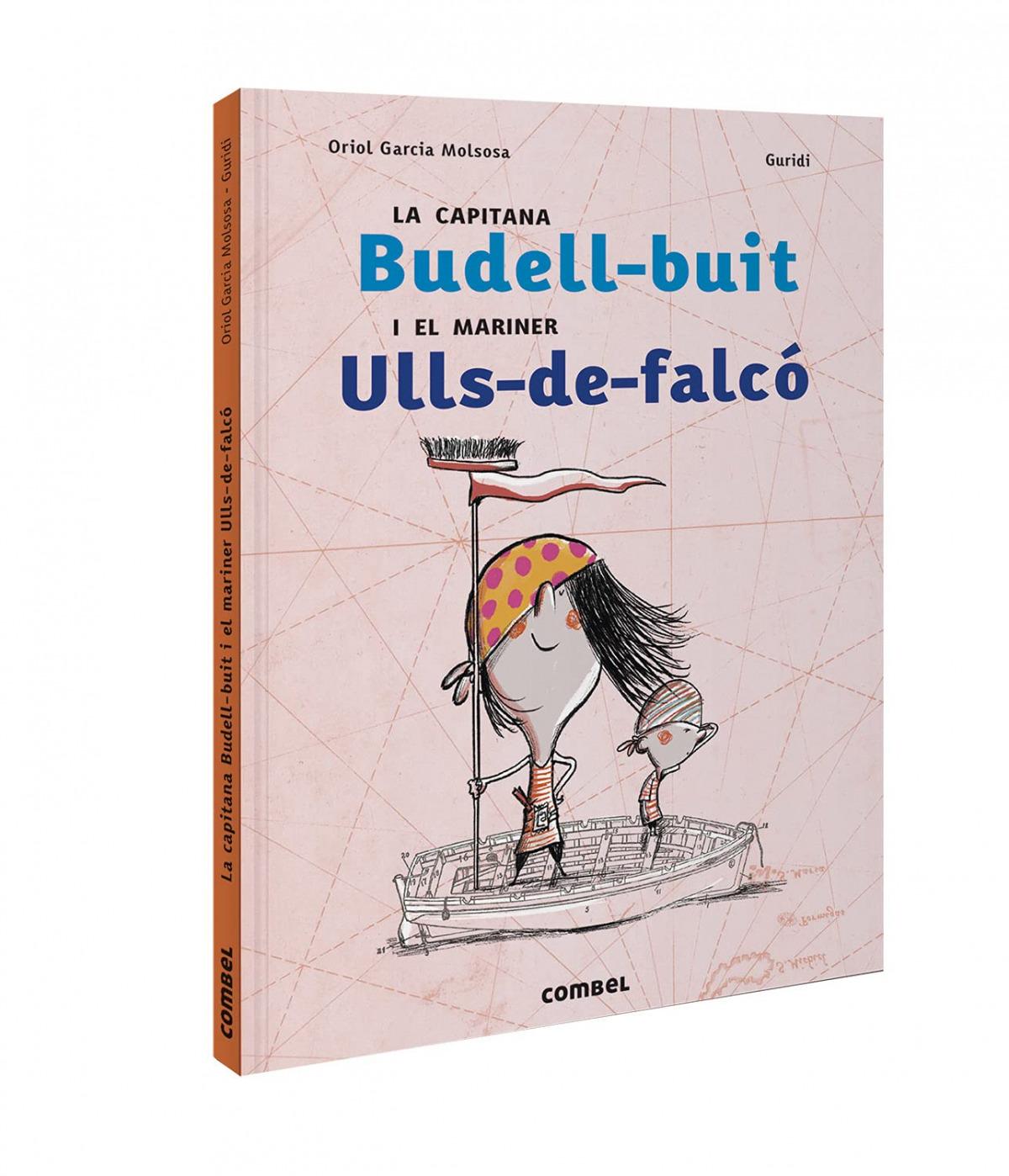 La capitana Budell-buit i el mariner Ulls-de-falcó