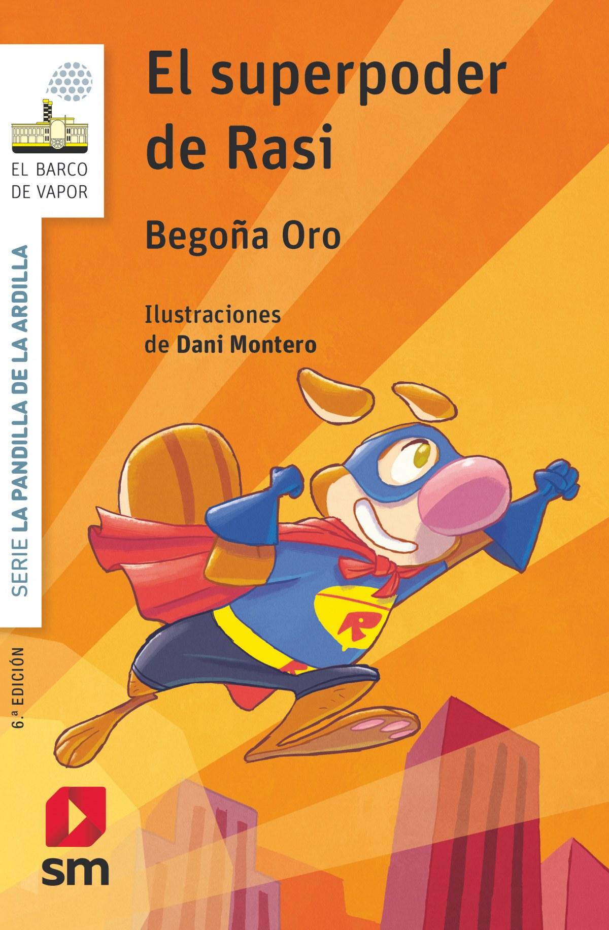 EL SUPERPODER DE RASI 9788491077954