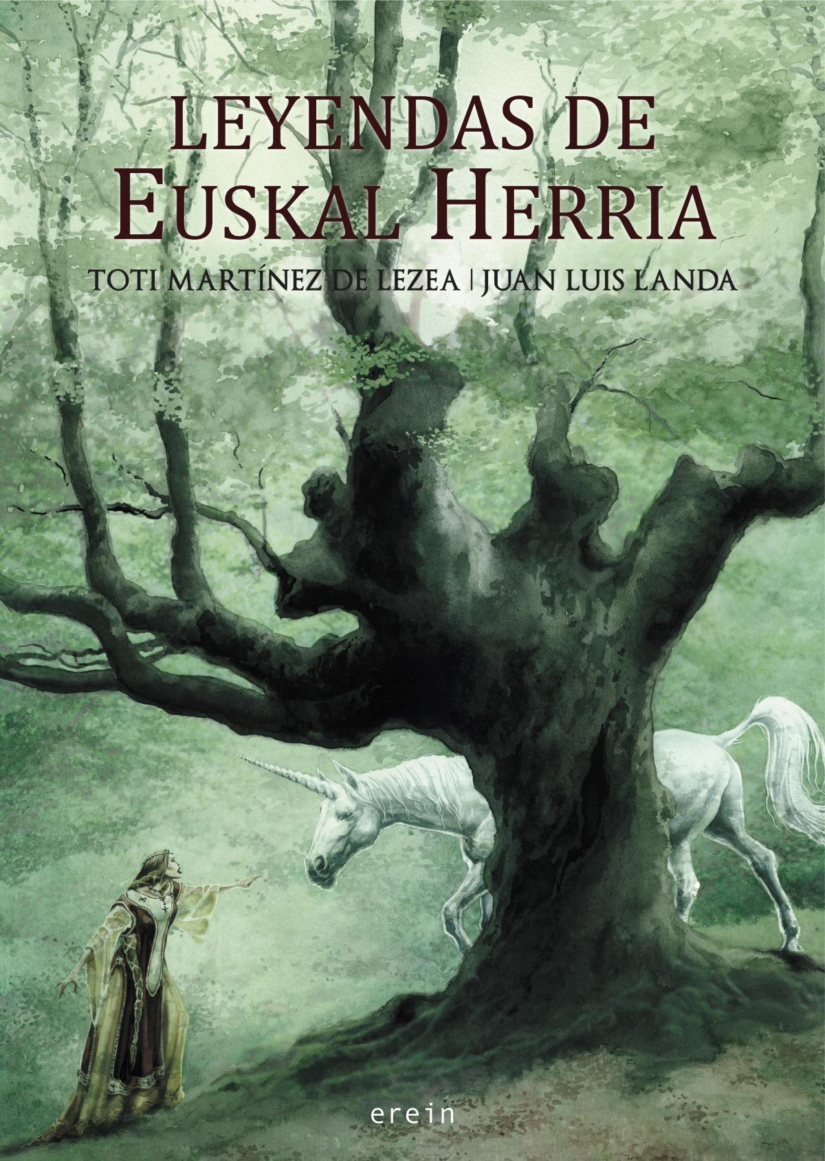 Leyendas de Euskal Herria