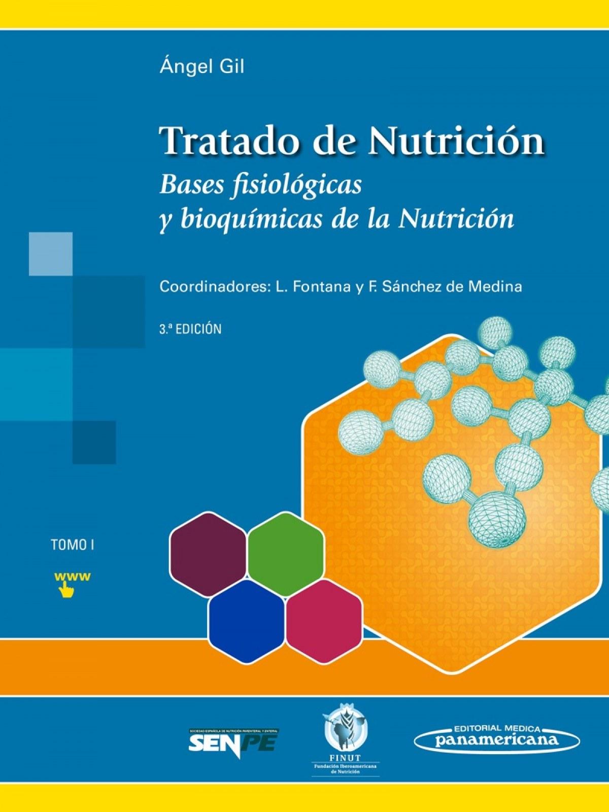 GIL:Tratado de Nutriciùn 3a. Ed. T1