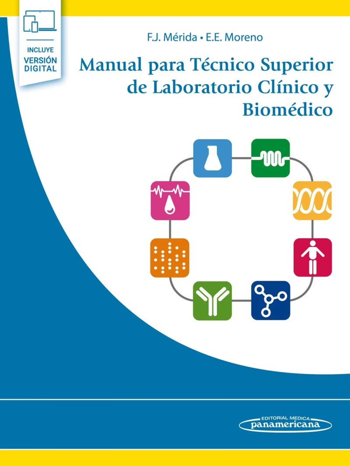Manual para Técnico Superior de Laboratorio Clínico y Biomédico+v