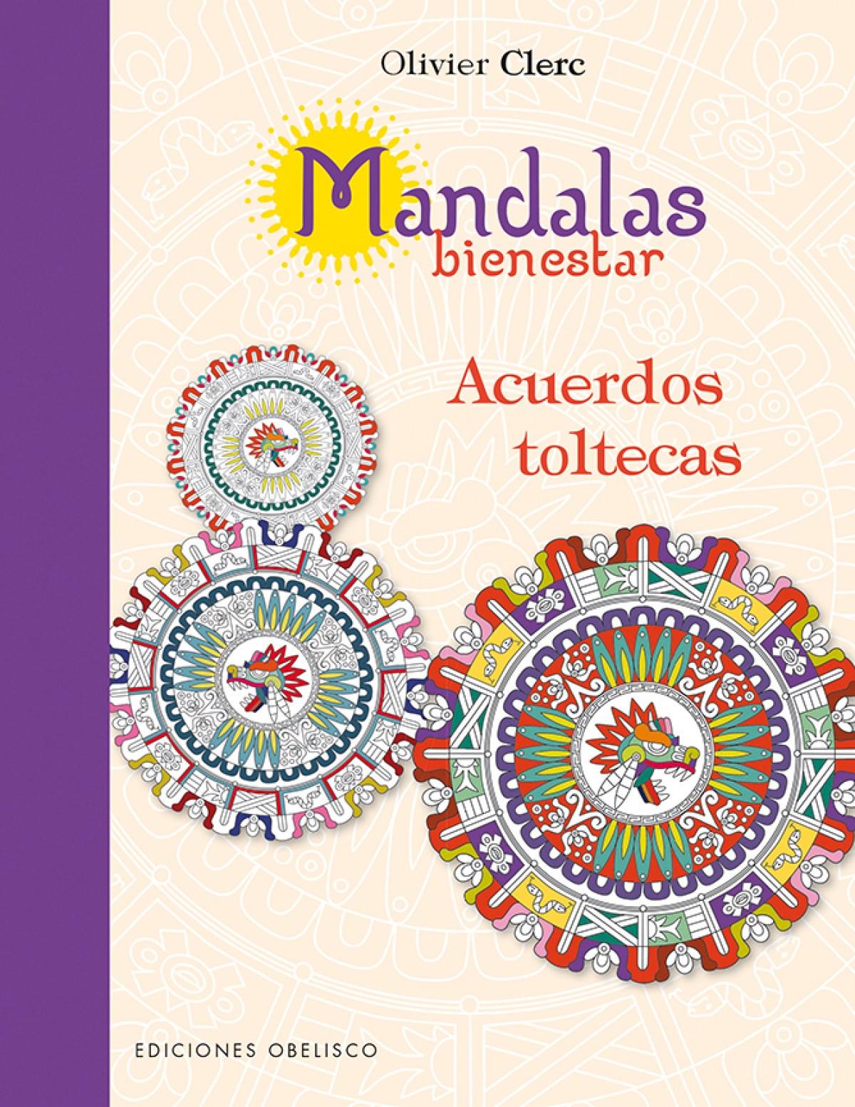 MANDALAS BIENESTAR. ACUERDOS TOLTECAS