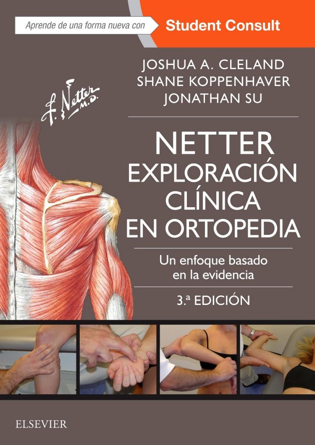 NETTER. EXPLORACIÓN CLÍNICA EN ORTOPEDIA