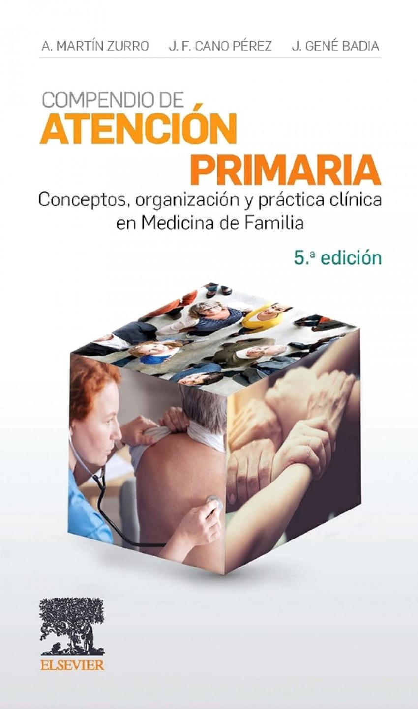 Compendio de Atención Primaria (5ª ed.)