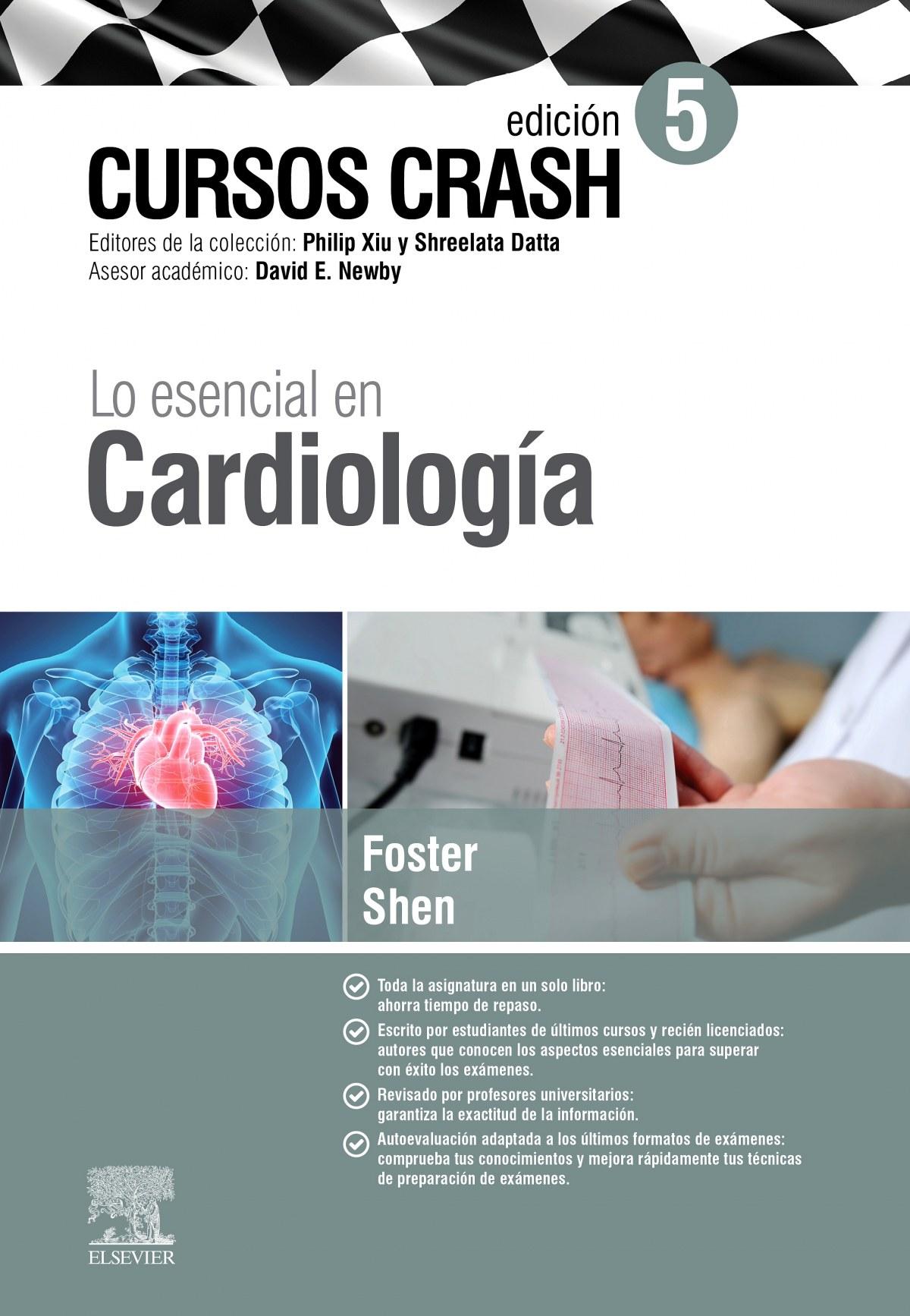 Lo esencial en Cardiología (5ª ed.)