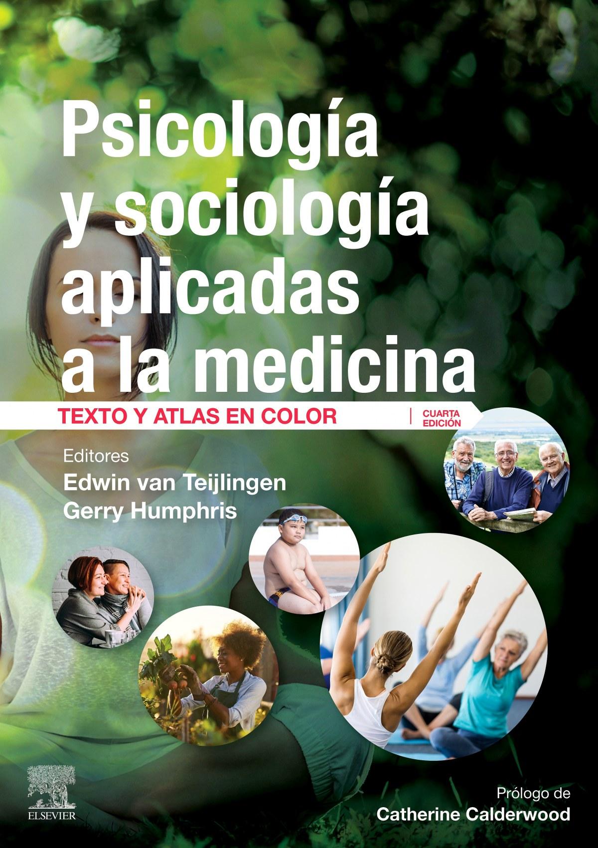 Psicología y sociología aplicadas a la medicina (4ª ed.)