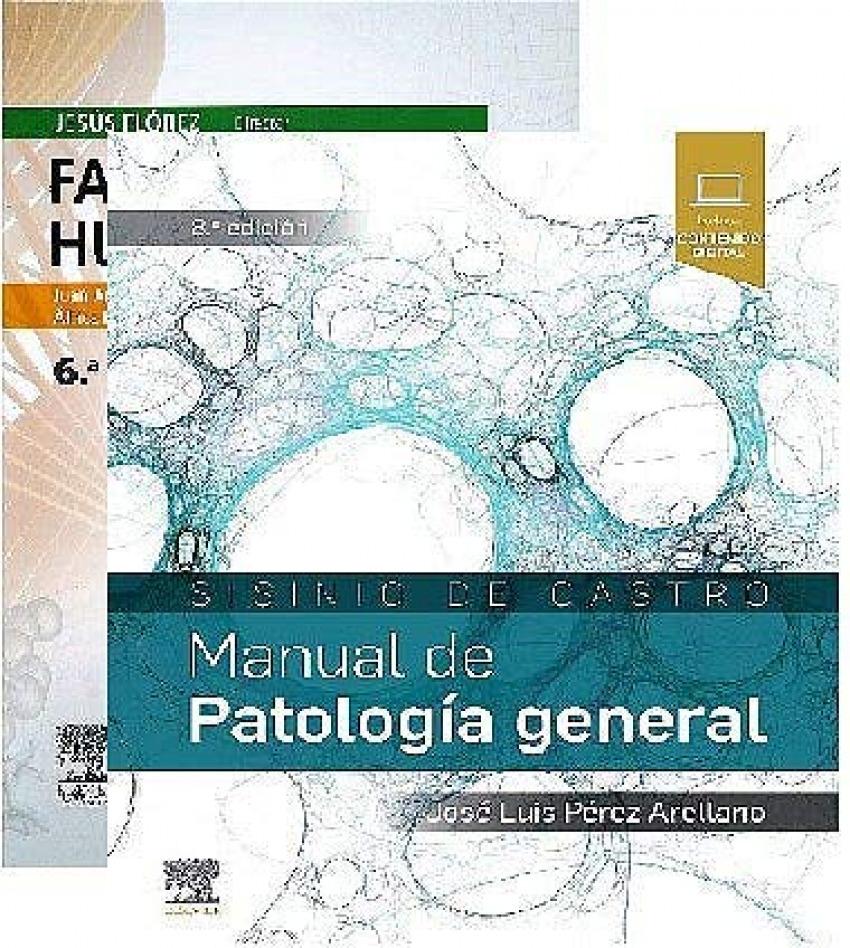 PACK FARMACOLOGÍA +MANUAL DE PATOLOGÍA GENERAL