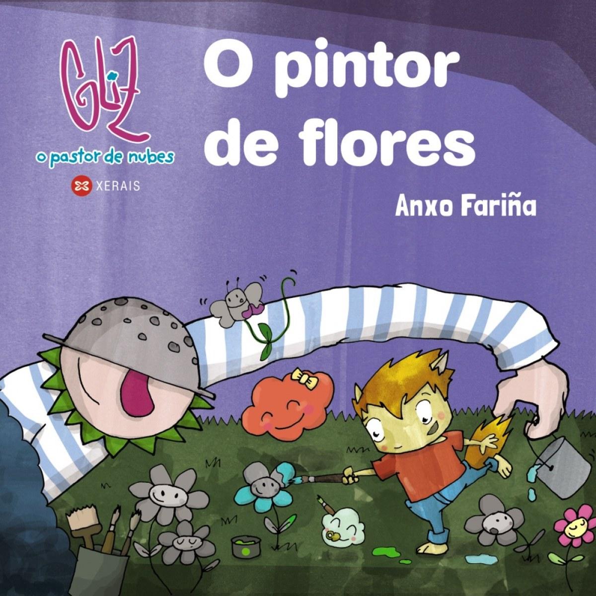 O PINTOR DE FLORES