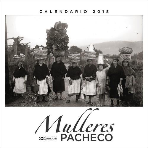 CALENDARIO 2018 MULLERES PACHECO