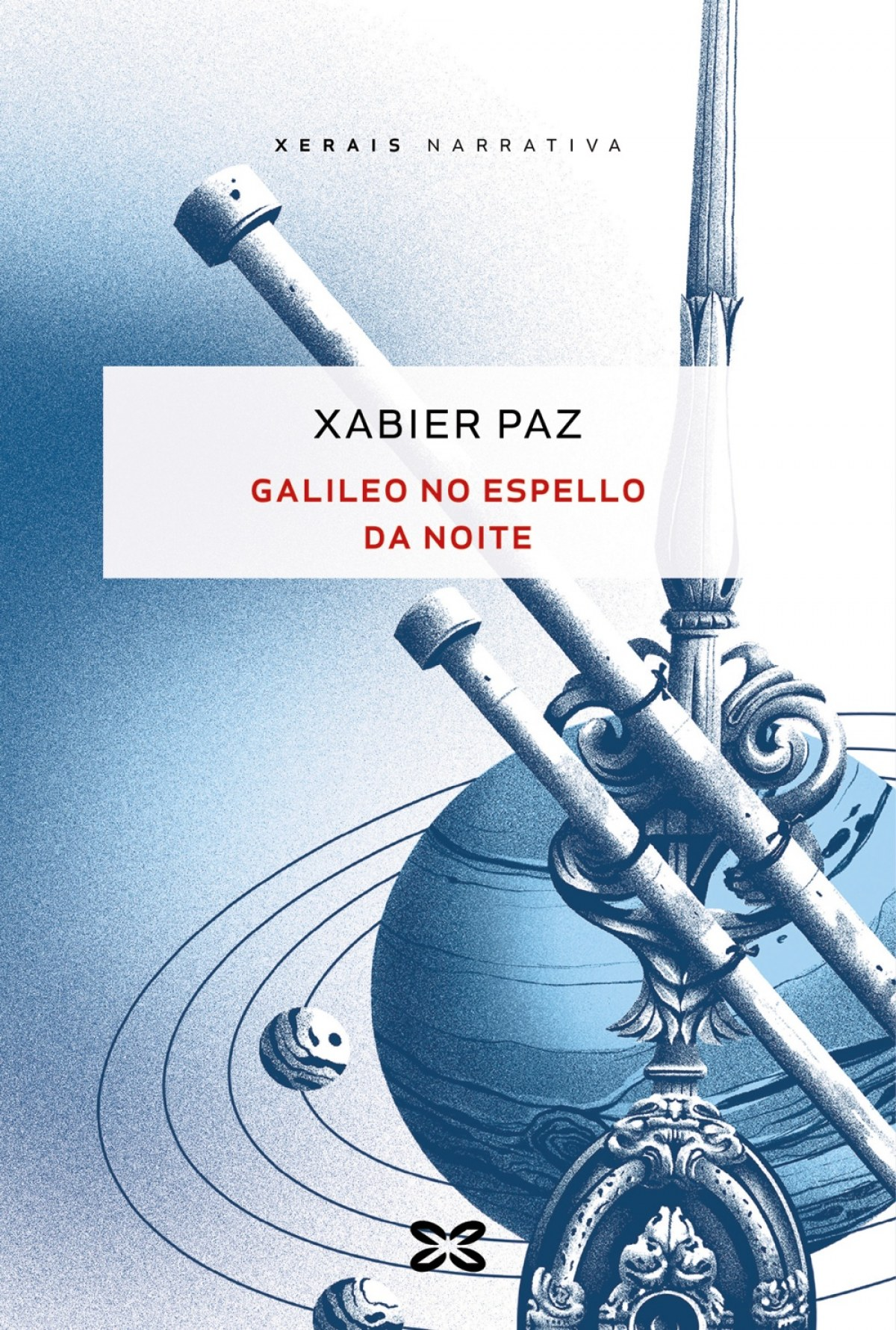GALIELEO NO ESPELLO DA NOITE