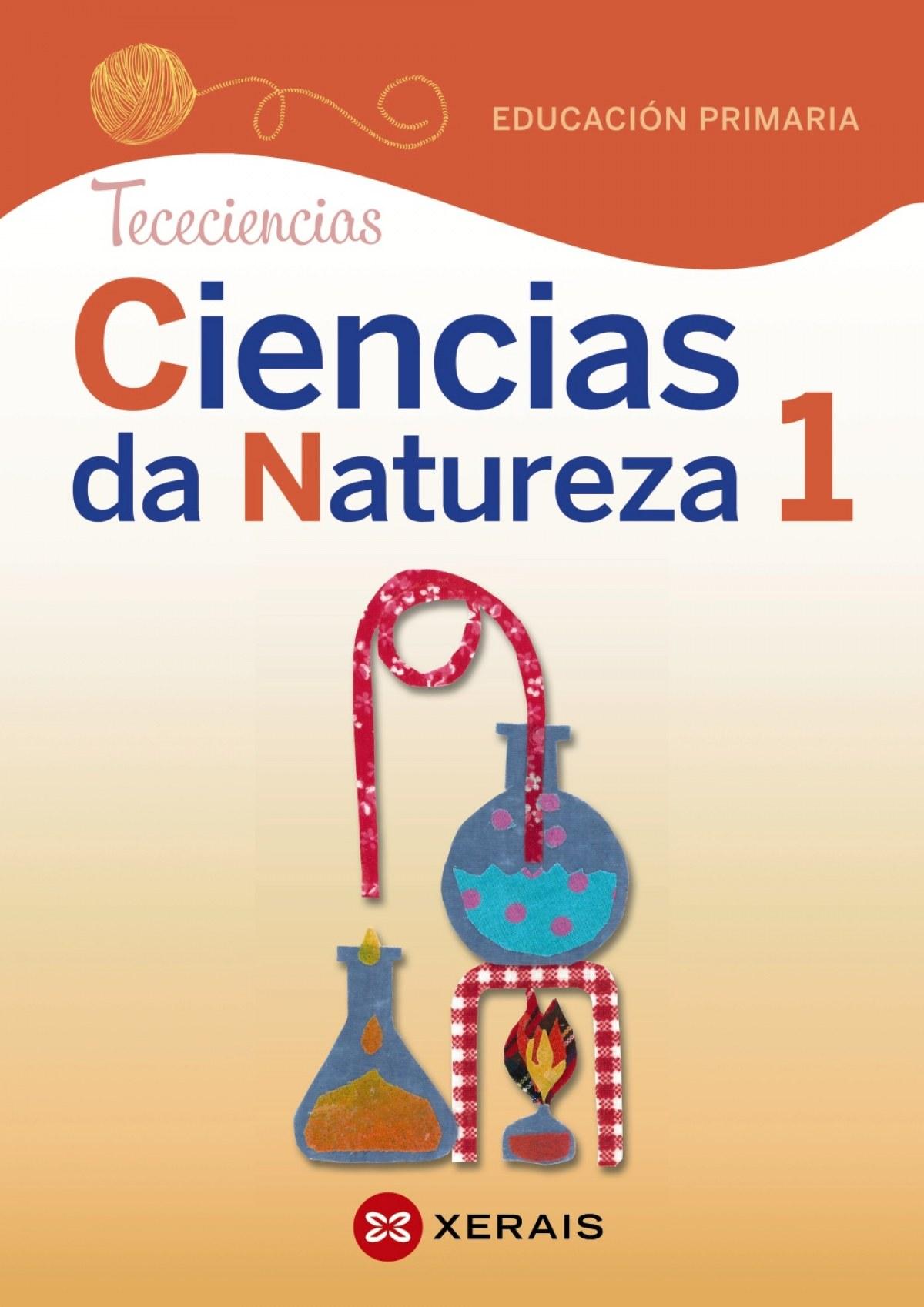 Ciencias da Natureza 1. Educación Primaria. Proxecto Tececiencias (2020)