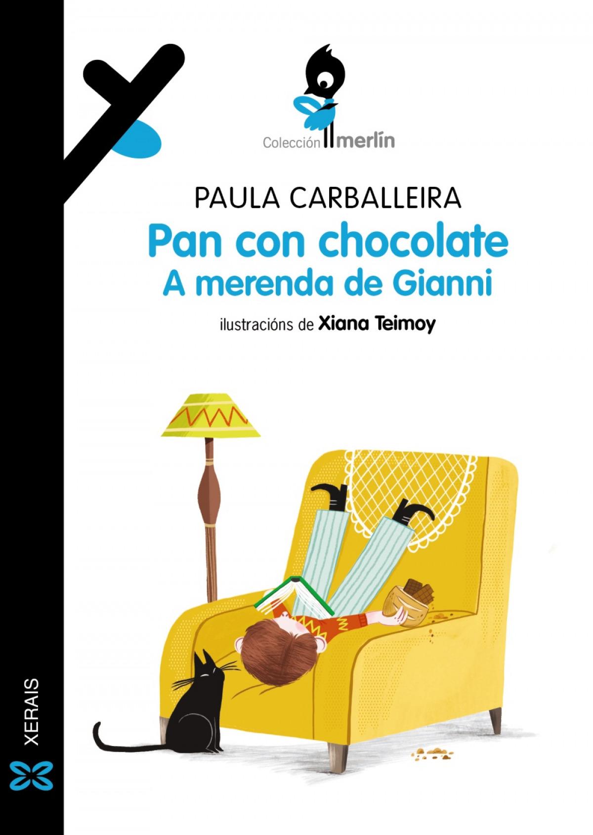 Pan con chocolate