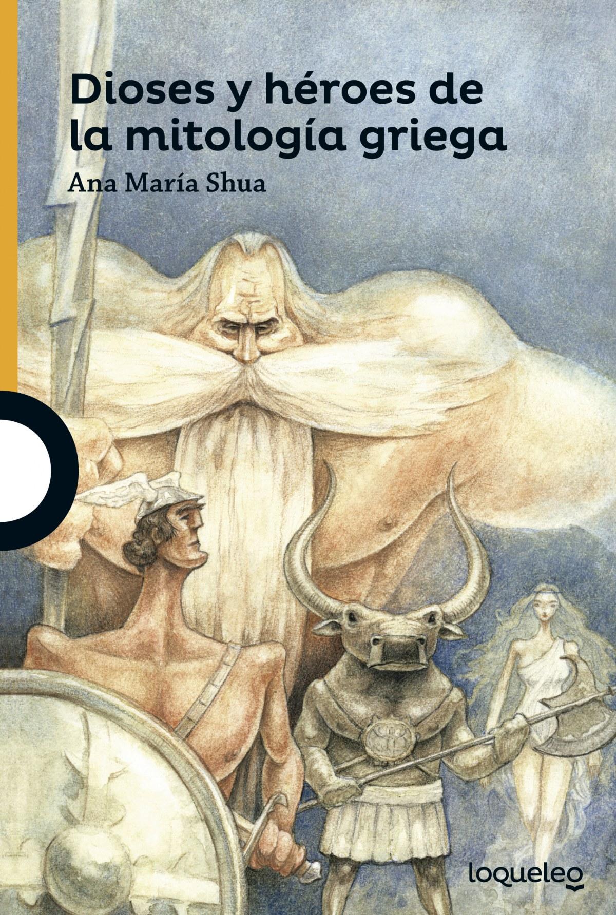 Dioses y héroes de la mitología clásica