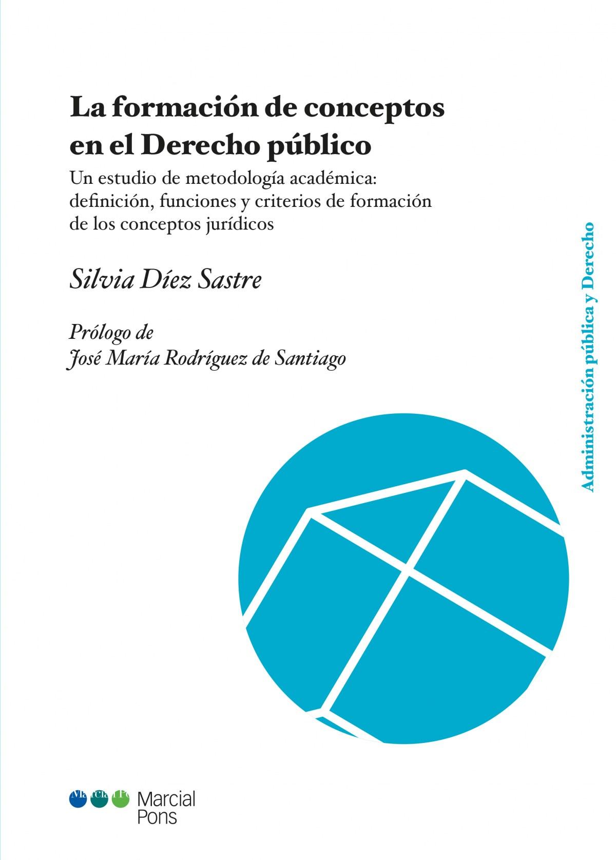 La formación de conceptos en el Derecho público