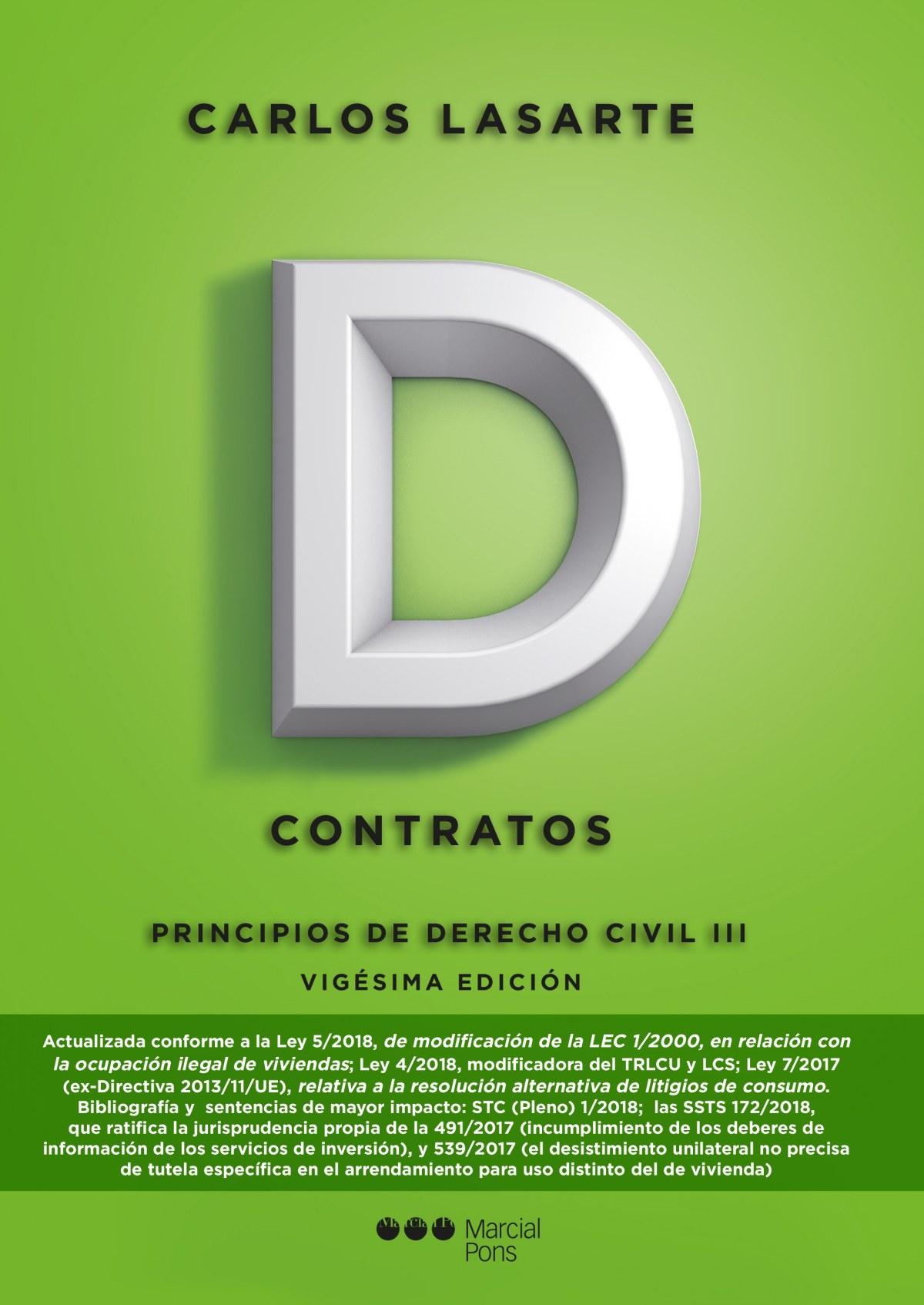 PRINCIPIOS DE DERECHO CIVIL TOMO III