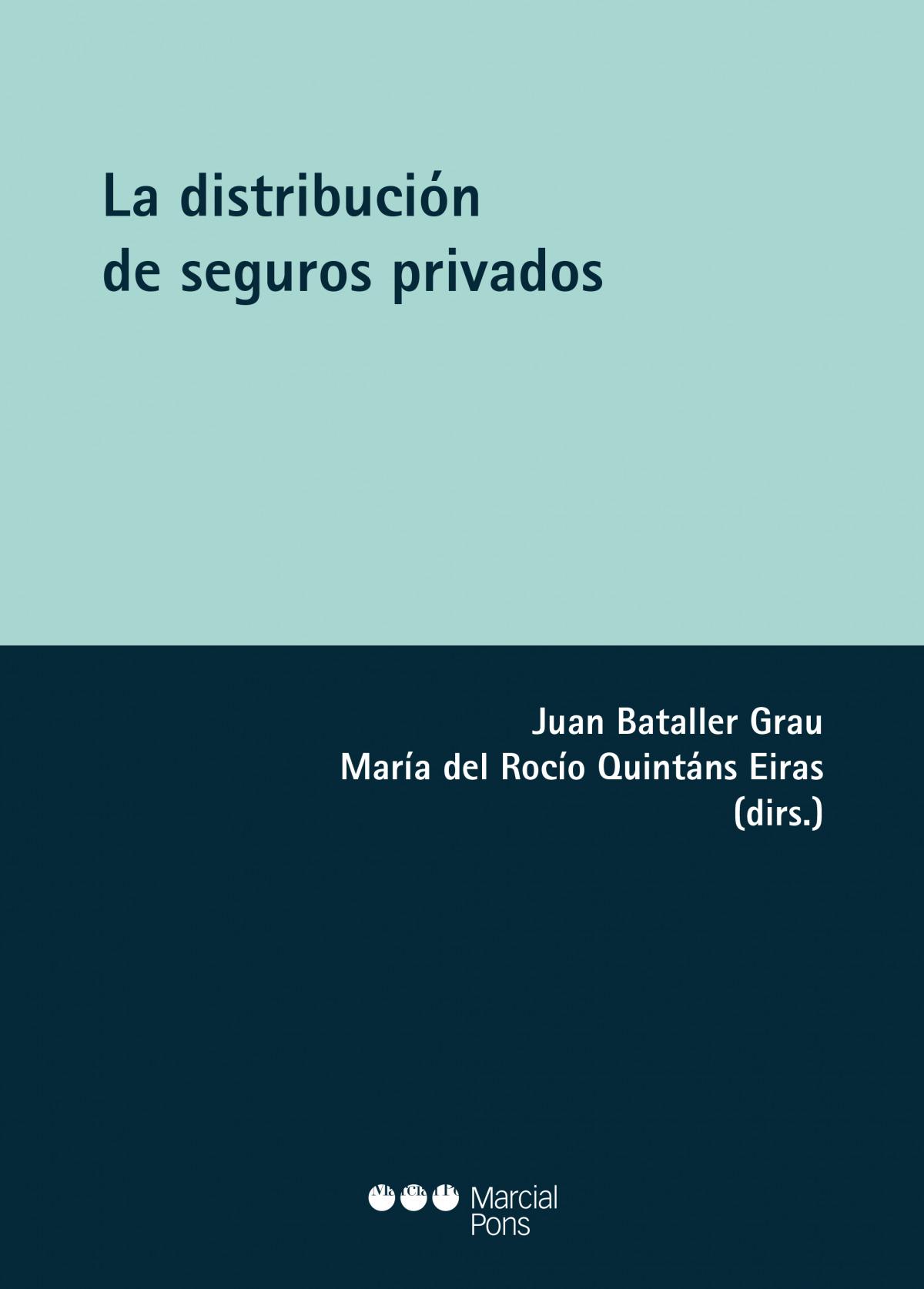 La distribución de los seguros privados