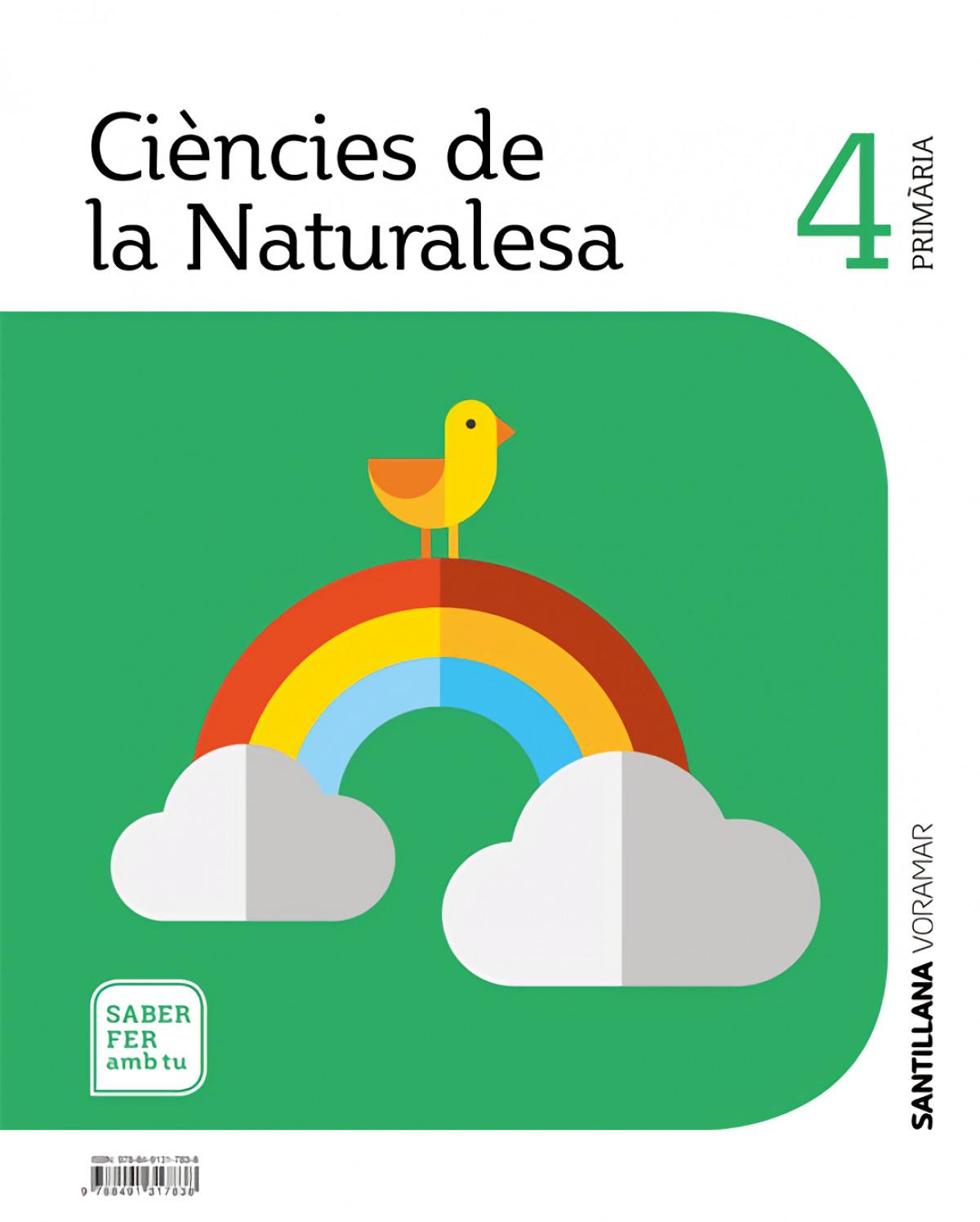 CIENCIES DE LA NATURALESA 4 PRIMARIA SABER FER AMB TU