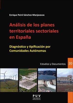 ANÁLISIS DE LOS PLANES TERRITORIALES SECTORIALES ESPAÑA