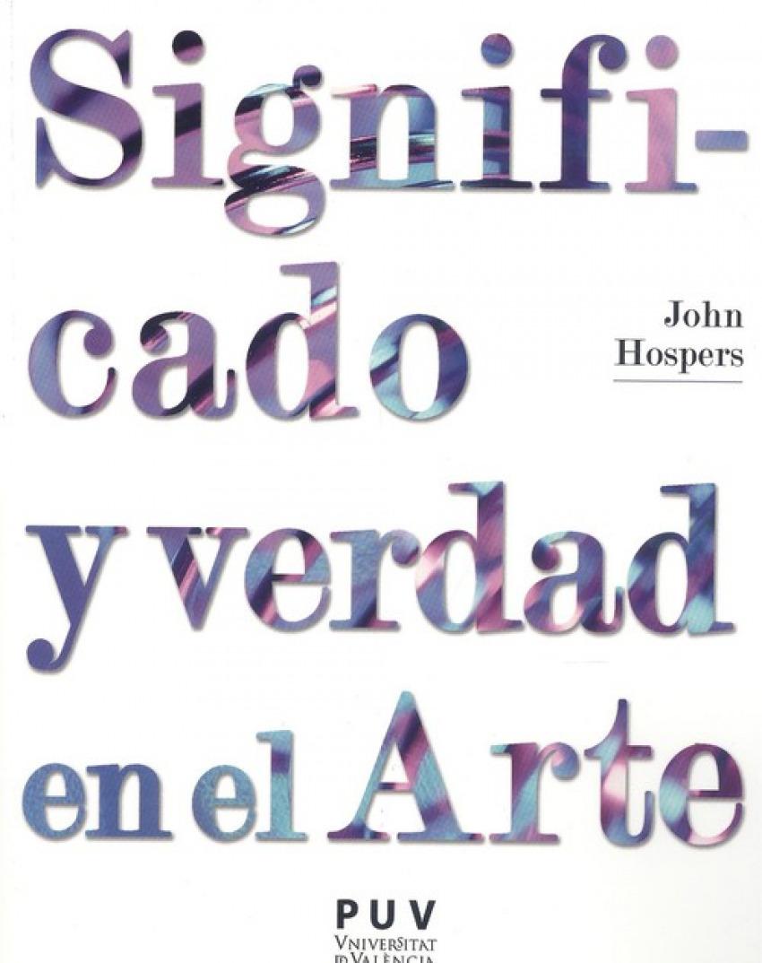 SIFNIFICADO Y VERDAD EN EL ARTE