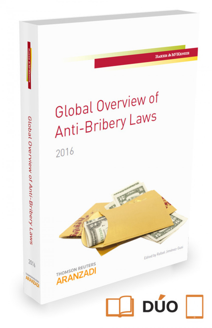 Global overview of anti-bribery laws