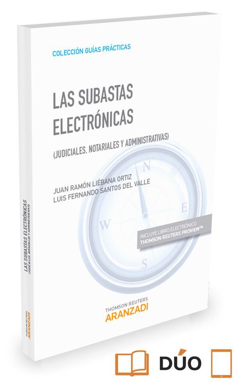 LAS SUBASTAS ELECTRONICAS (PAPEL+E-BOOK)