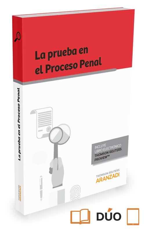 LA PRUEBA EN EL PROCESO PENAL (PAPEL + E-BOOK)