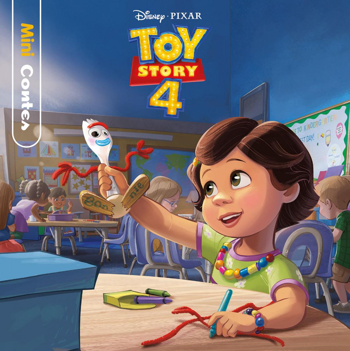 Toy Story 4. Minicontes