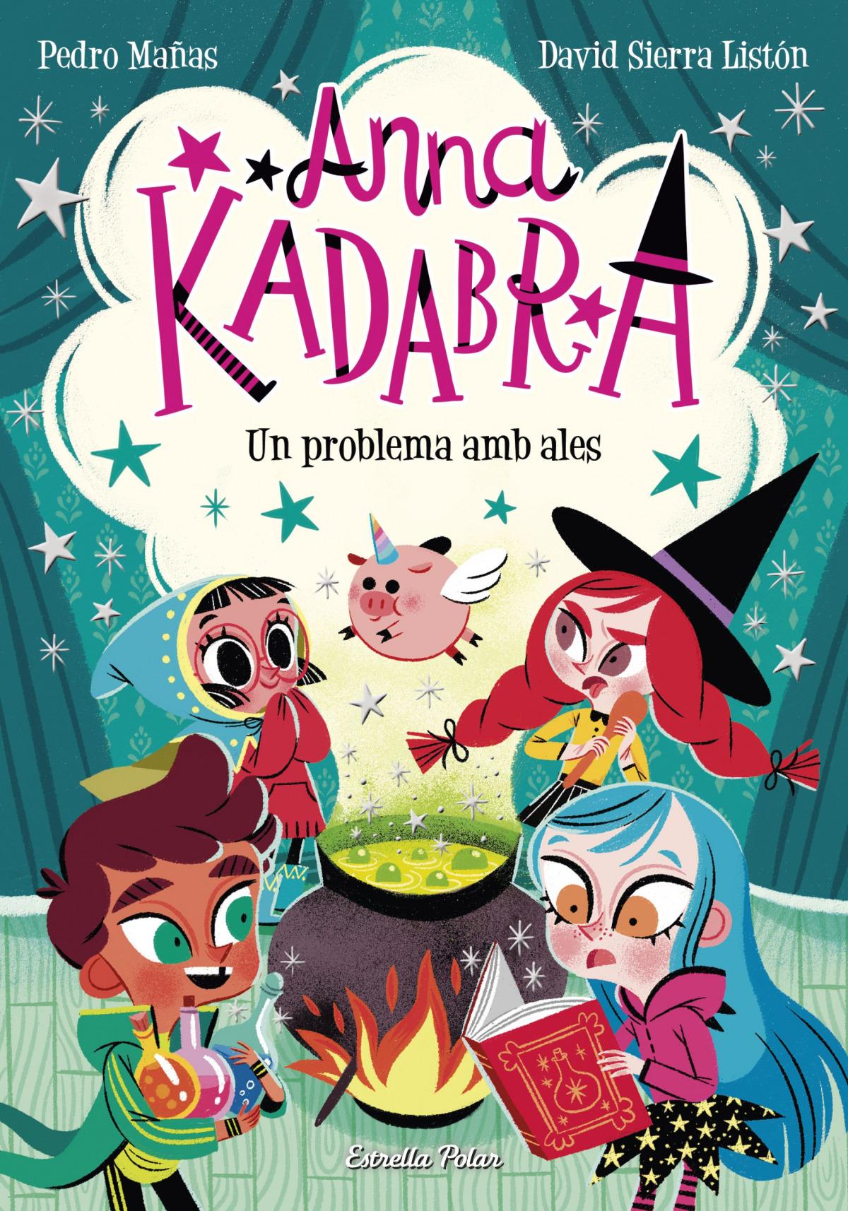 Anna Kadabra. Un problema amb ales