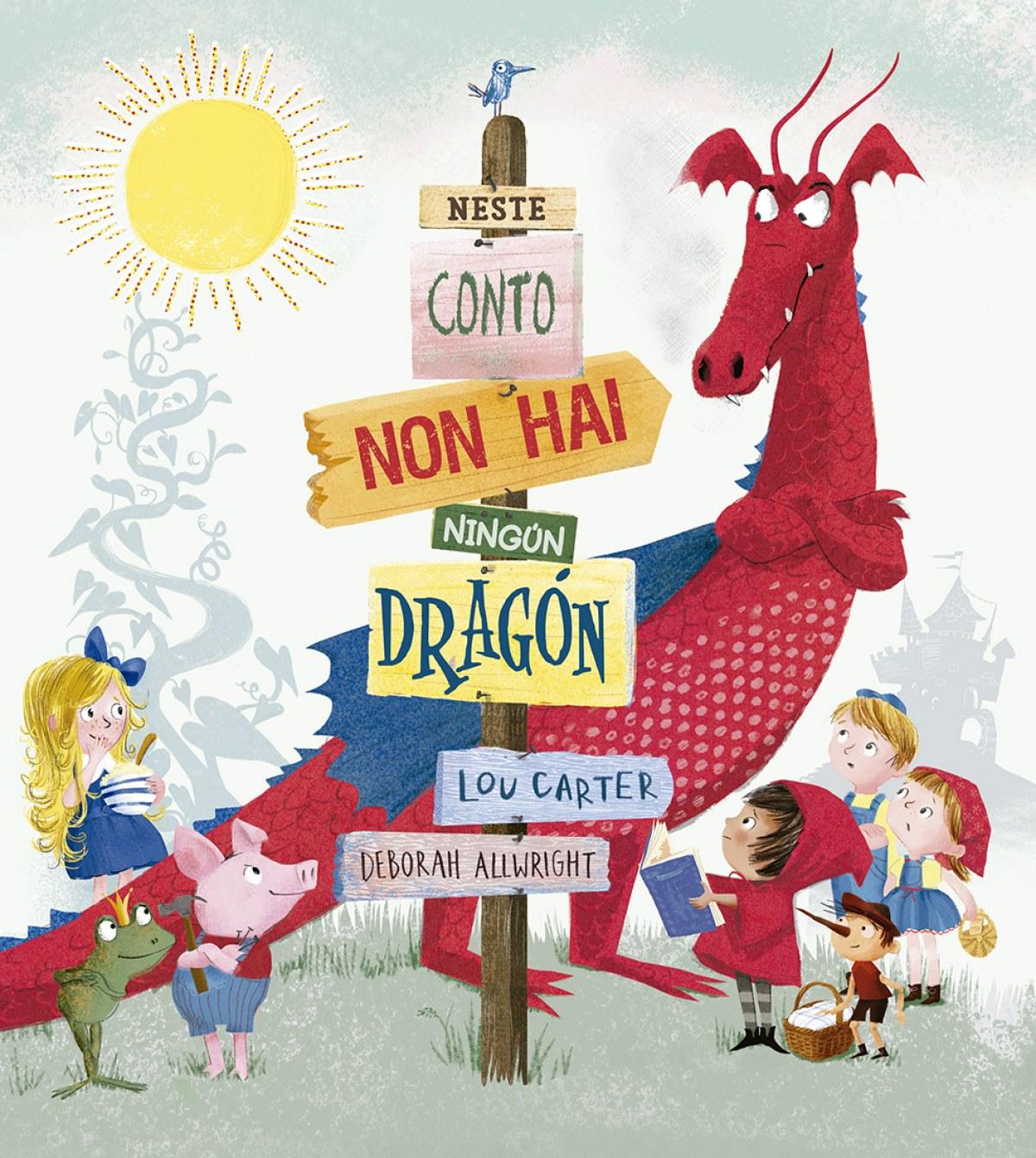 Neste conto non hai ningún dragón