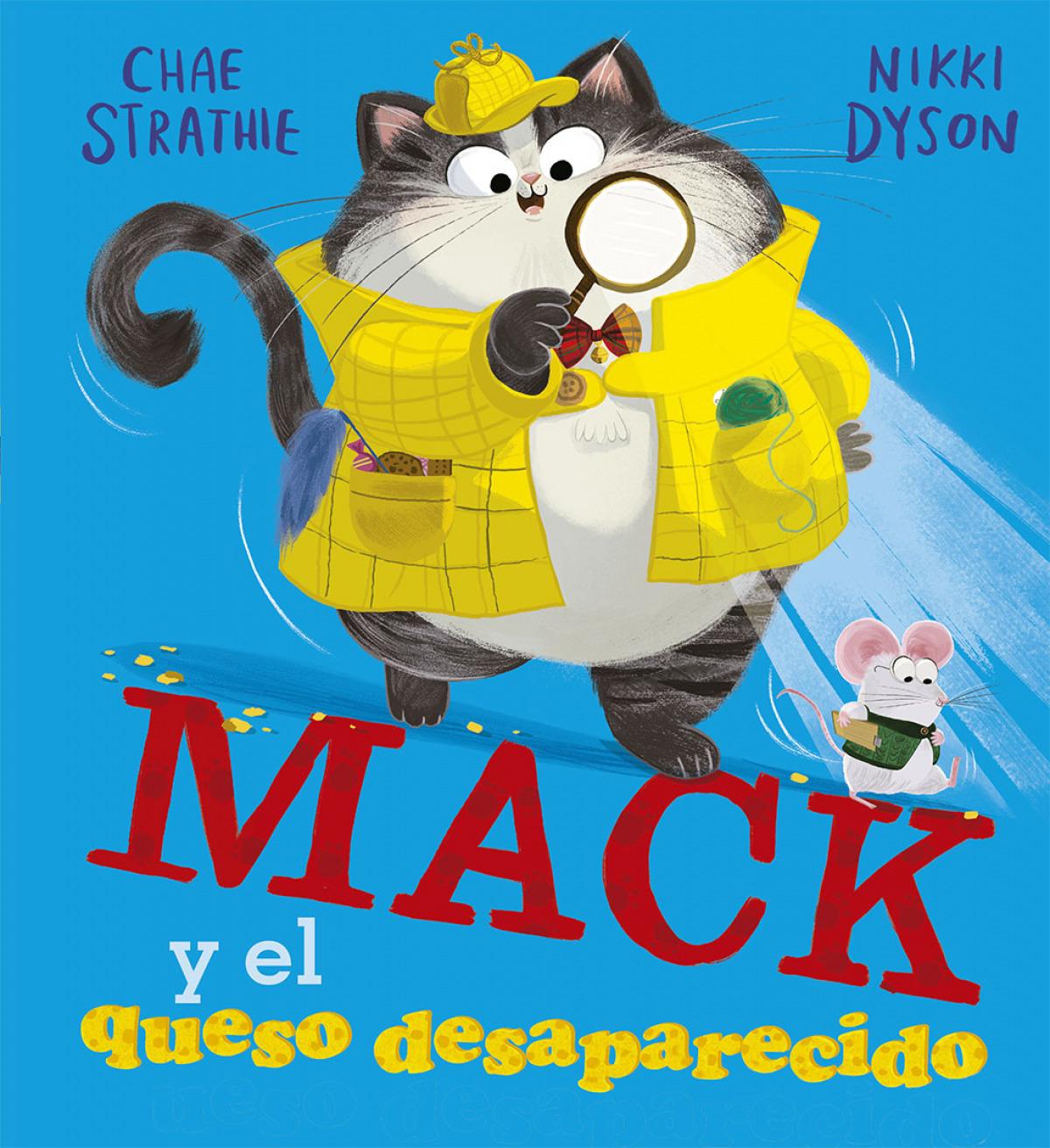 Mack y el queso desaparecido