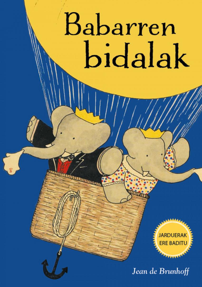 Babarren bidaiak