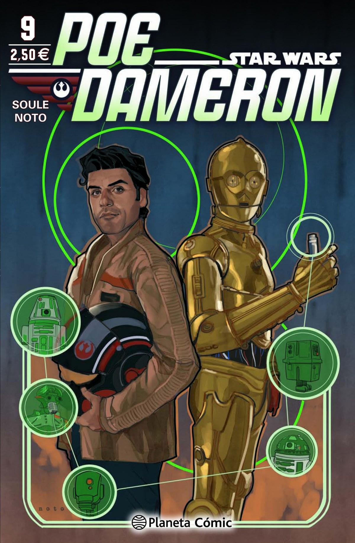 STAR WARS POE DAMERON 9