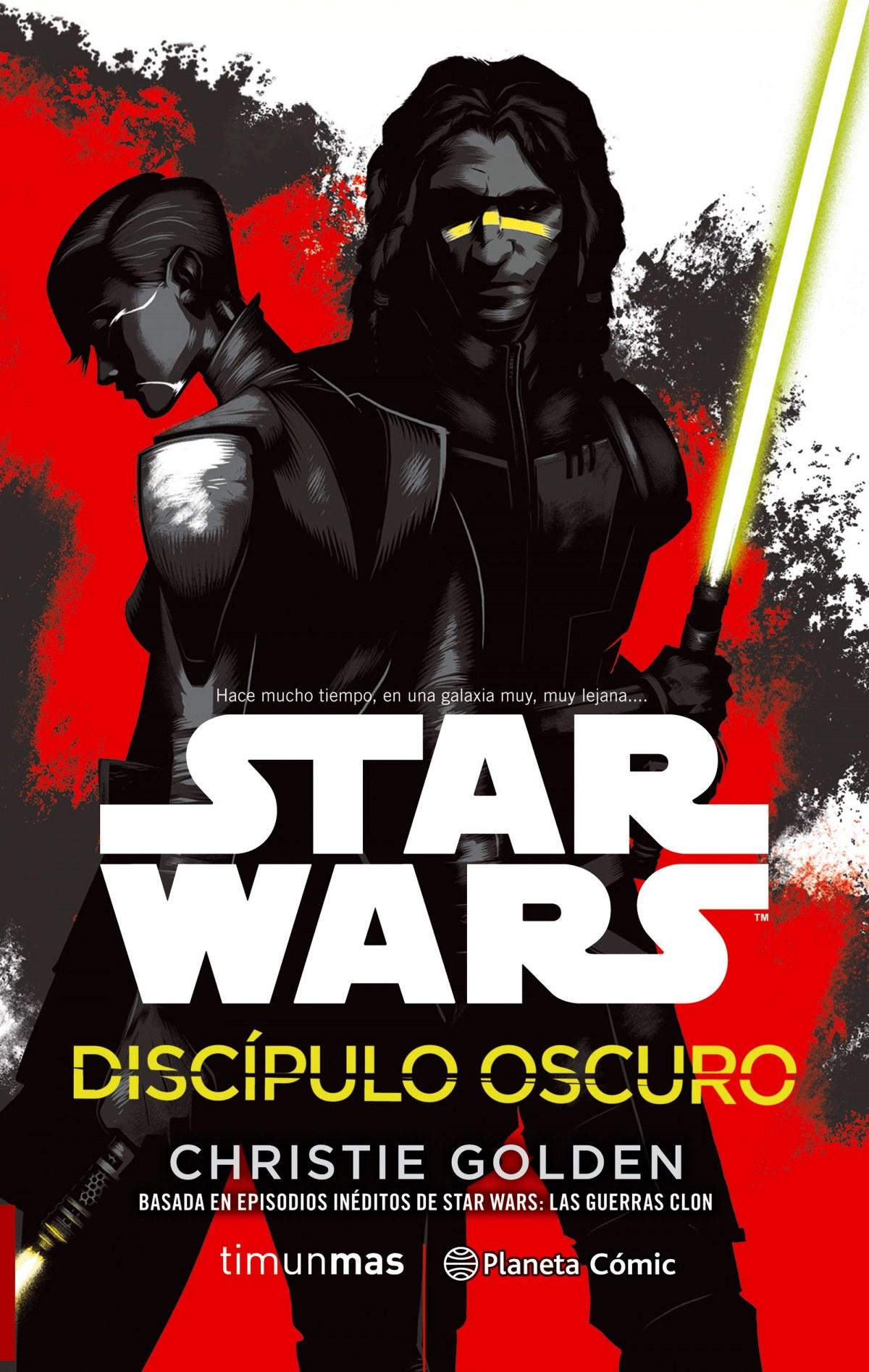 STAR WARS DISCÍPULO OSCURO