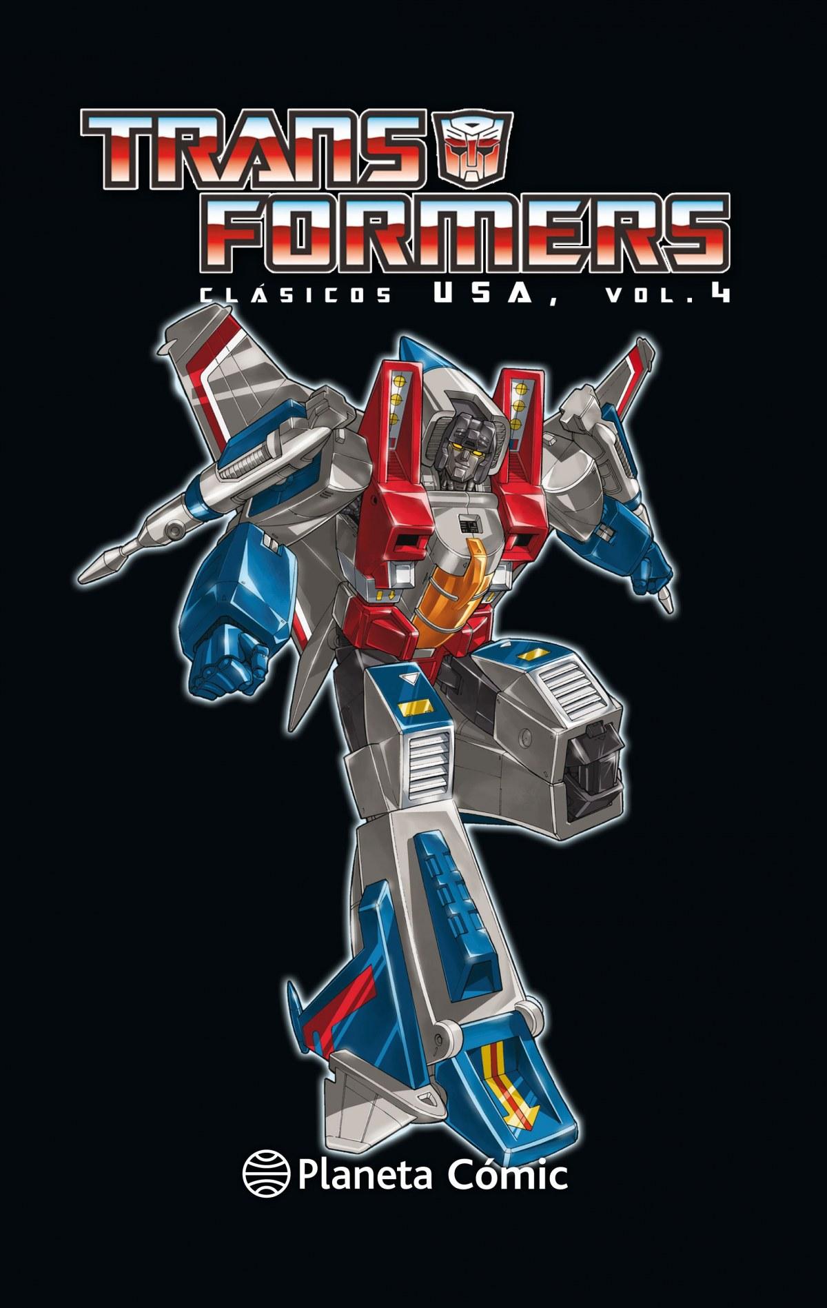 Transformers Marvel USA nº 04/08