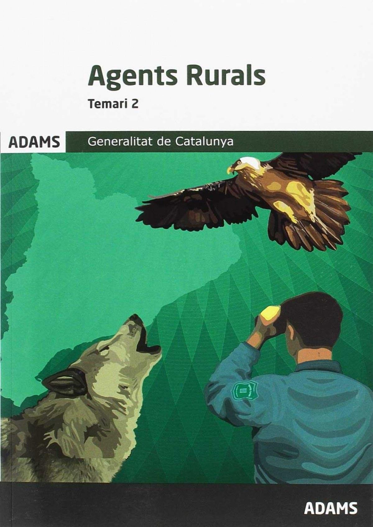 AGENTS RURALS GENERALITAT CATALUNYA