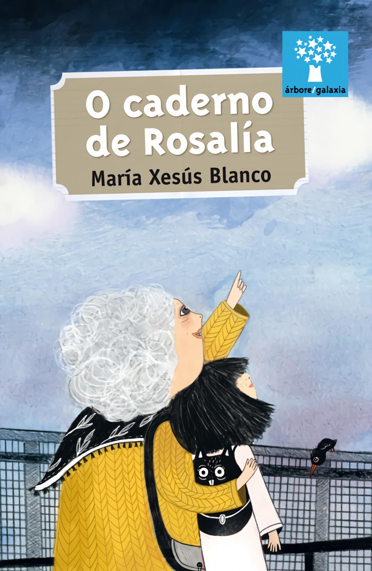 O caderno de Rosalía