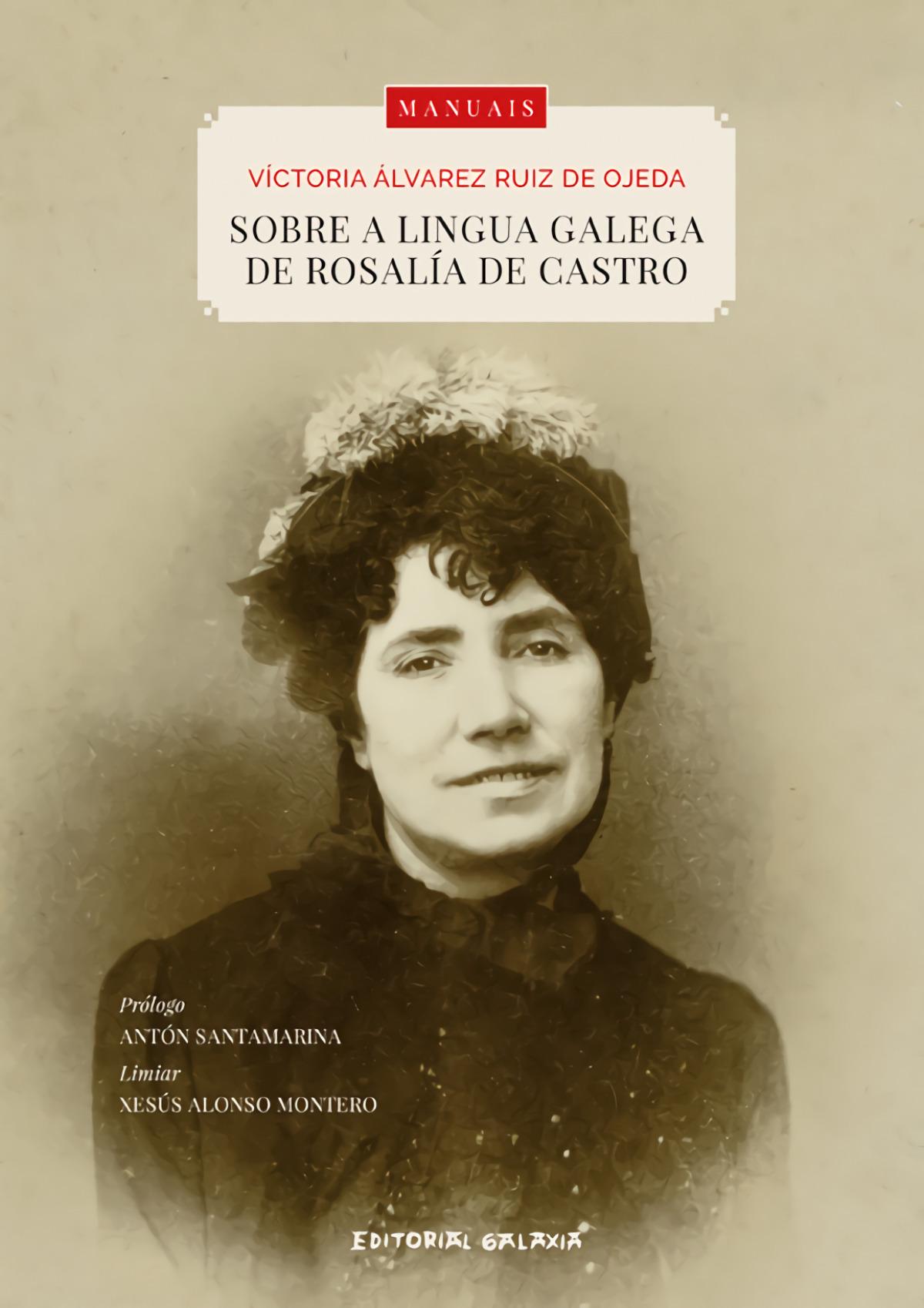 Sobre a lingua galega de Rosalía de Castro