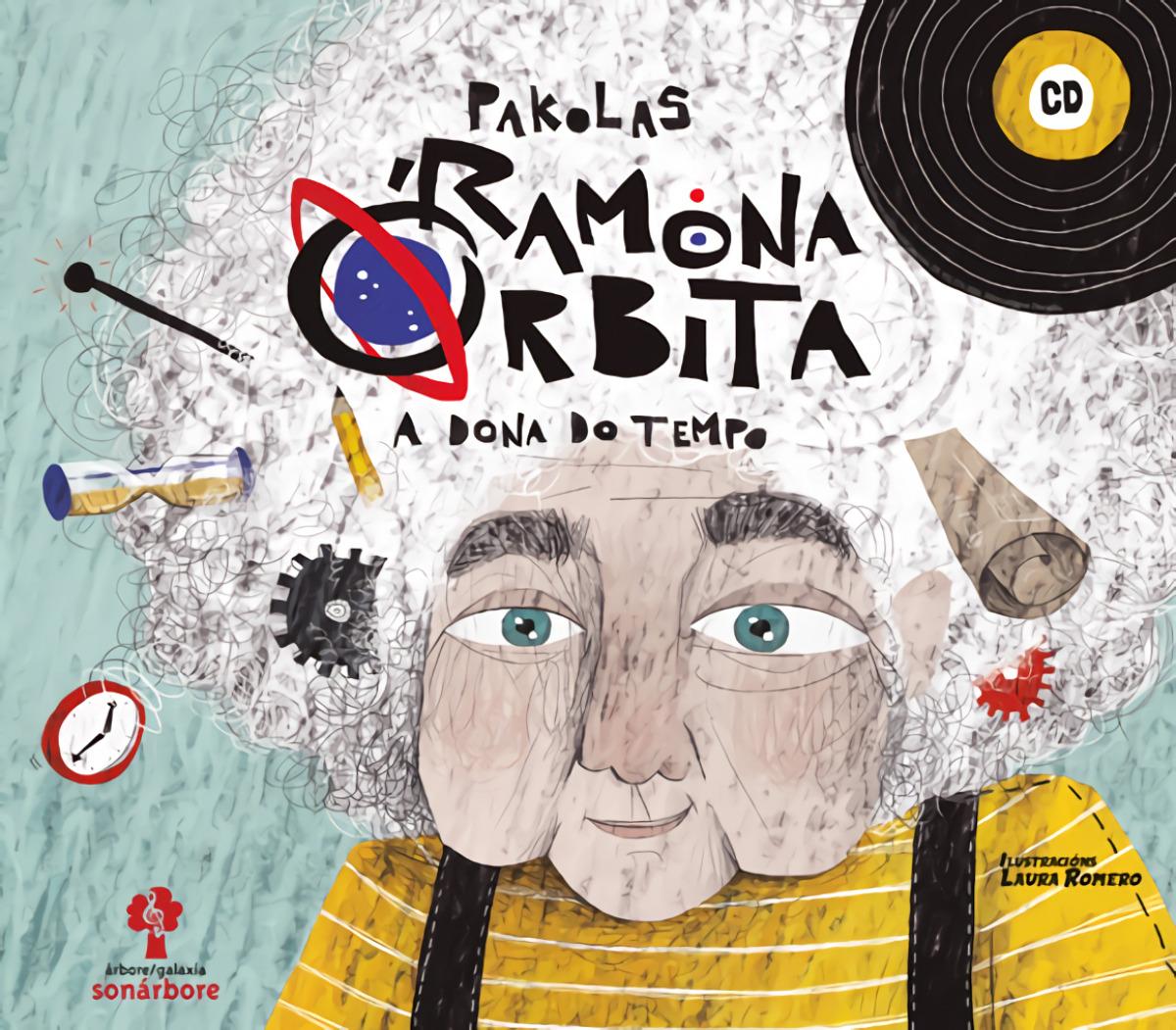 Ramona Obita. A dona do tempo