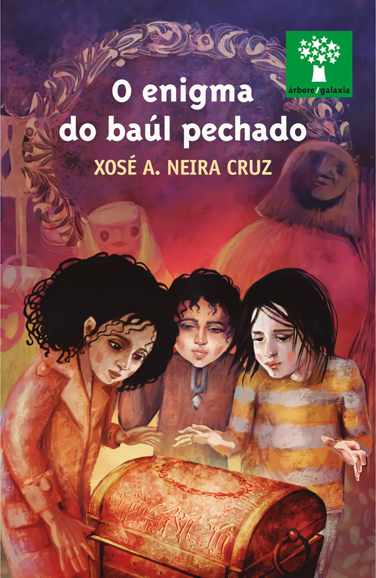 ENIGMA DO BAUL PECHADO, O