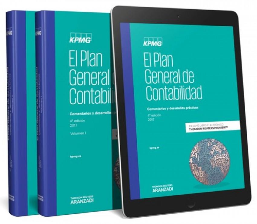 EL PLAN GENERAL DE CONTABILIDAD (VOLUMEN I Y II) (KPMG) (PAPEL + E-BOOK)