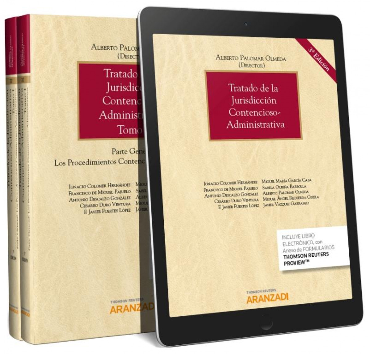 TRATADO DE LA JURISDICCION CONTENCIOSO-ADMINISTRATIVA (TOMO I Y II) (PAPEL + E-BOOK)