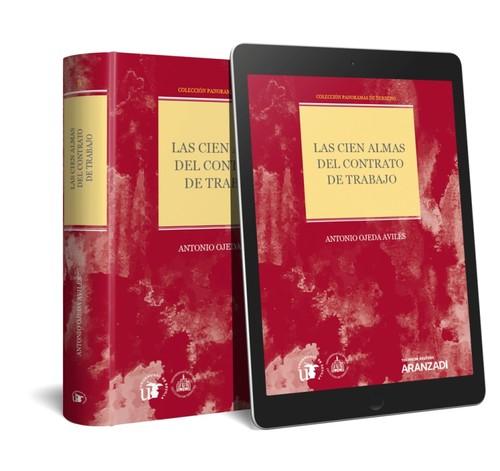 LAS CIEN ALMAS DEL CONTRATO DE TRABAJO (PAPEL + E-BOOK)