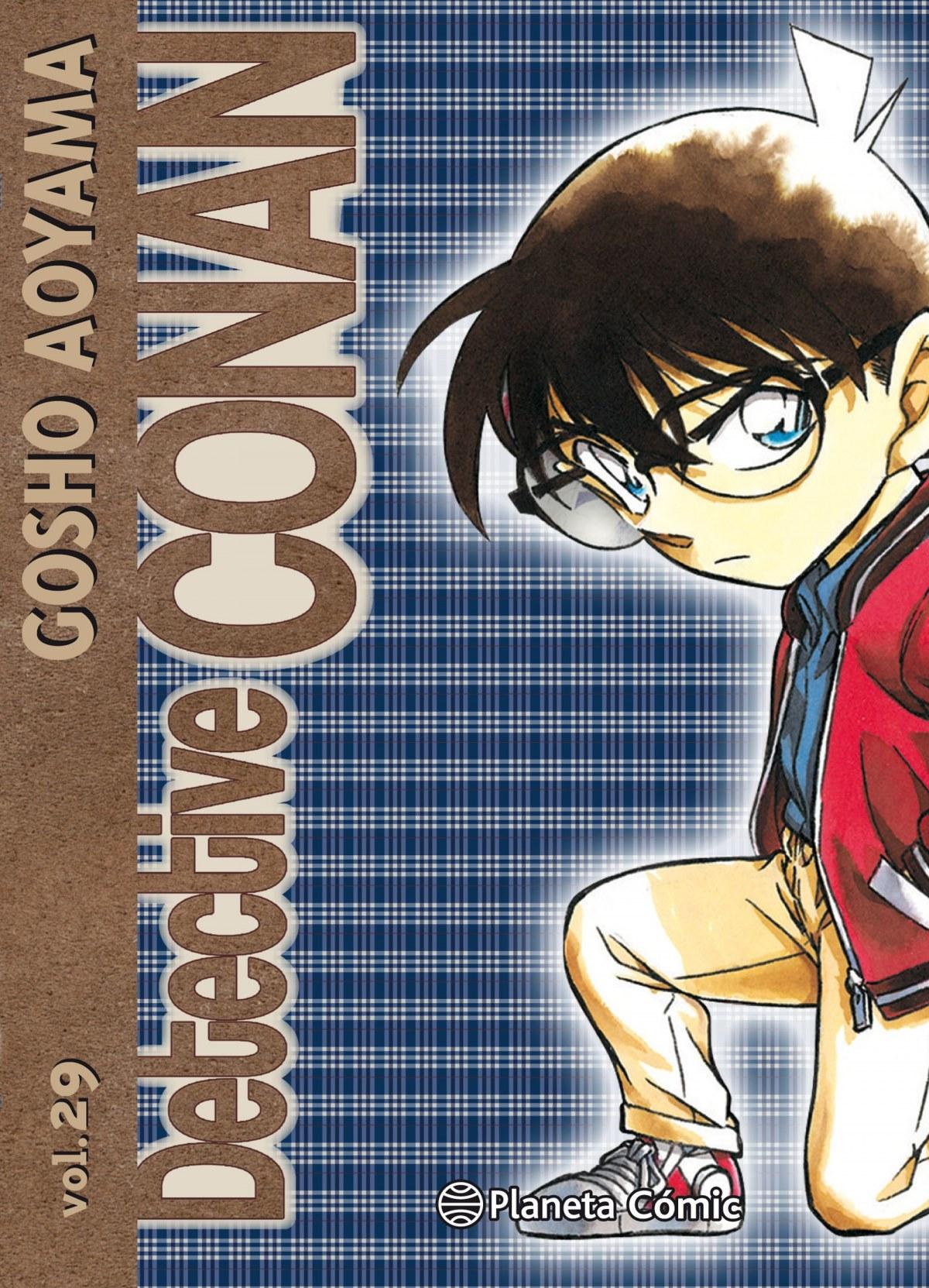 Detective Conan nº 29
