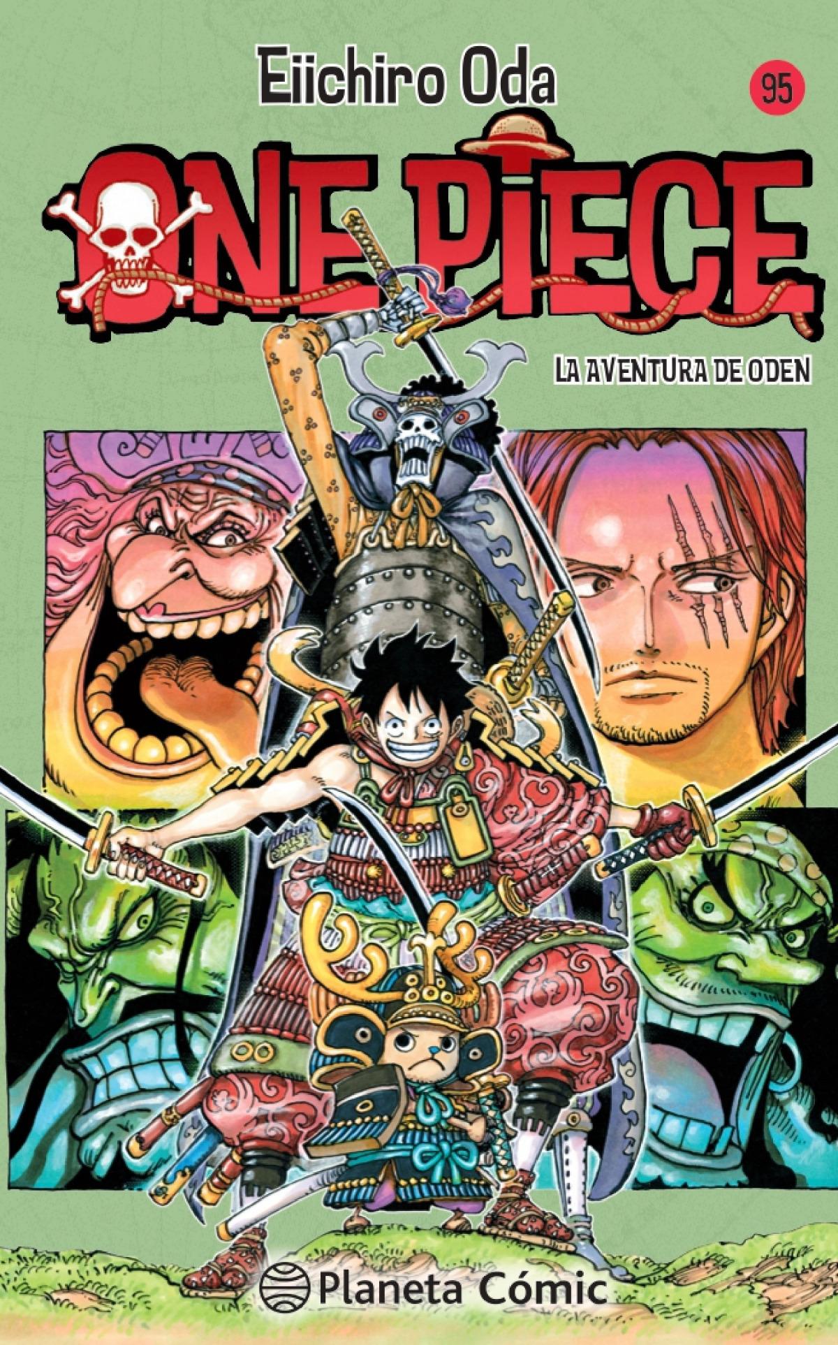 One Piece nº 95