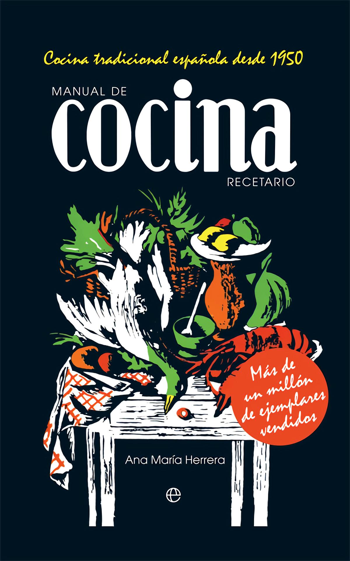 MANUAL DE COCINA:RECETARIO